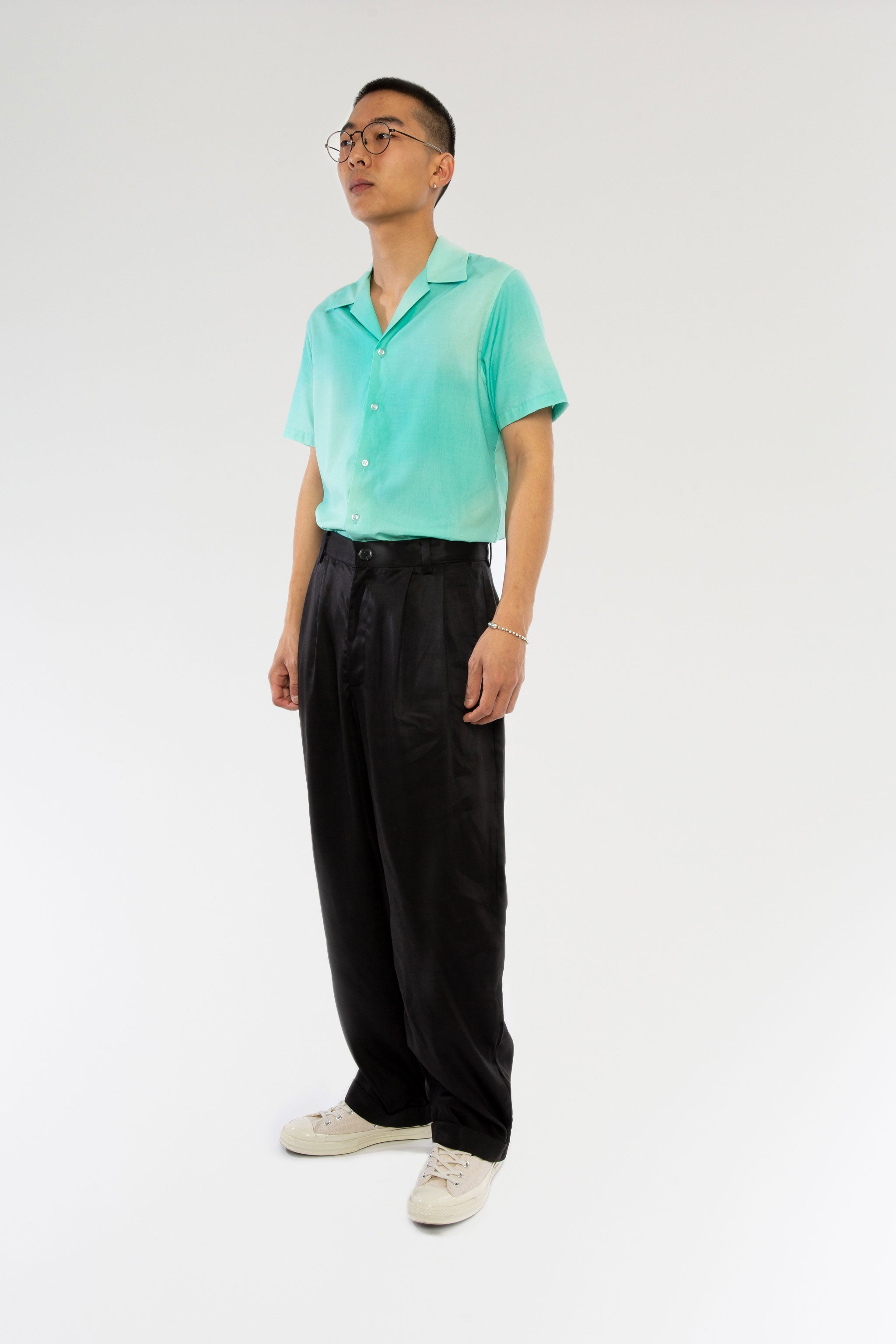 Goodfight SS19 Blazing Sundays Trouser Black
