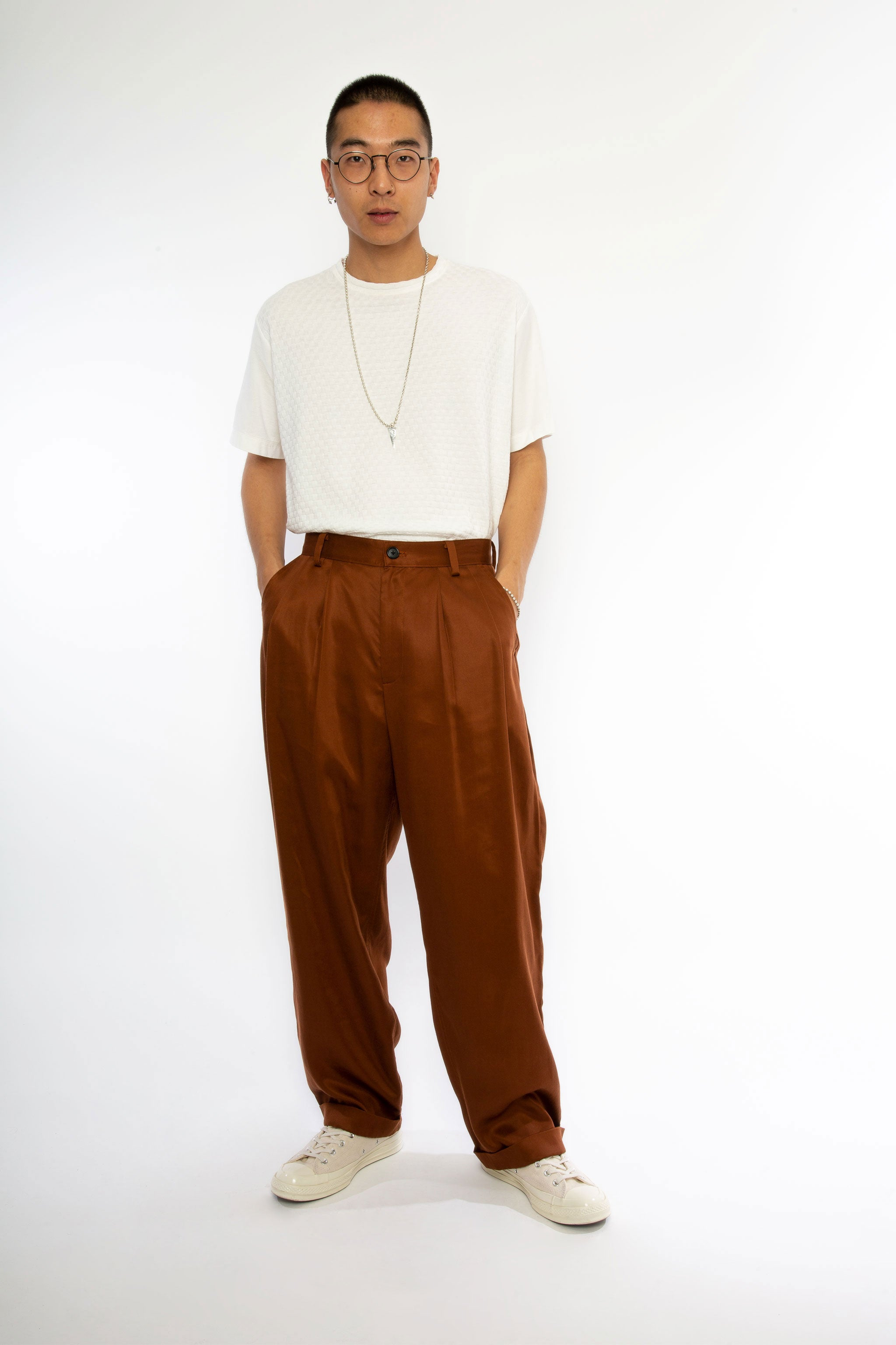 Goodfight SS19 Blazing Sundays Trouser Clay