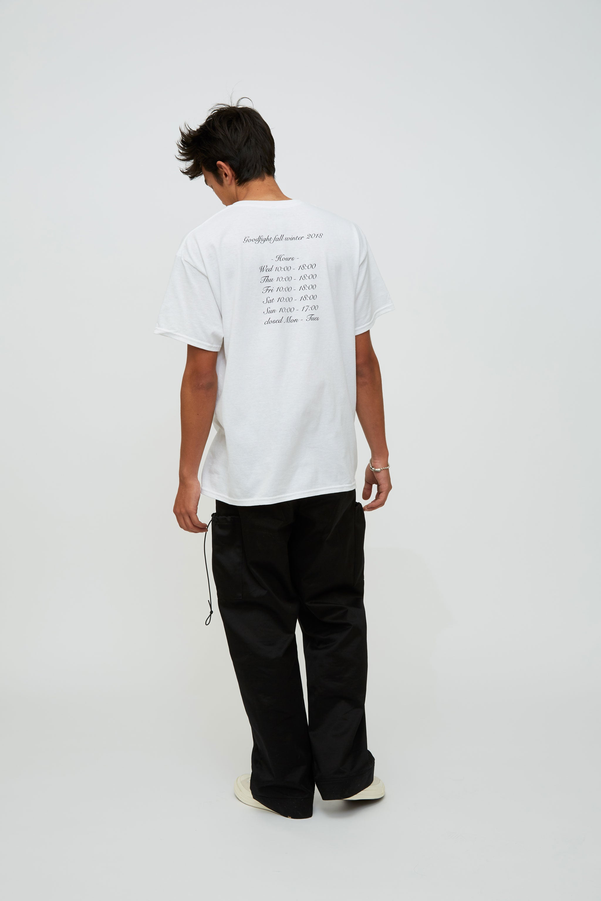 Goodfight FW18 Club Tee