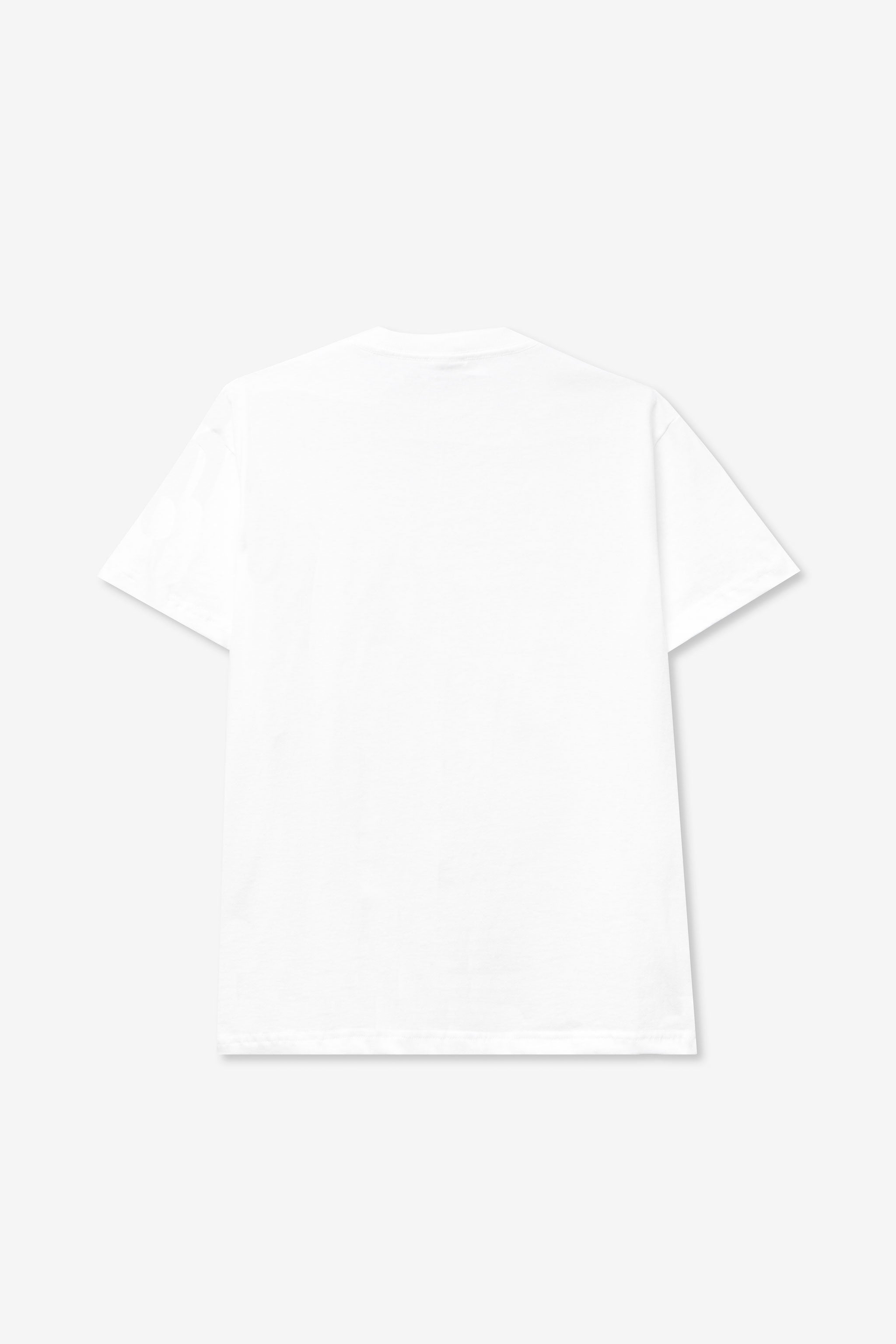 Goodfight Bubble Logo Tee White