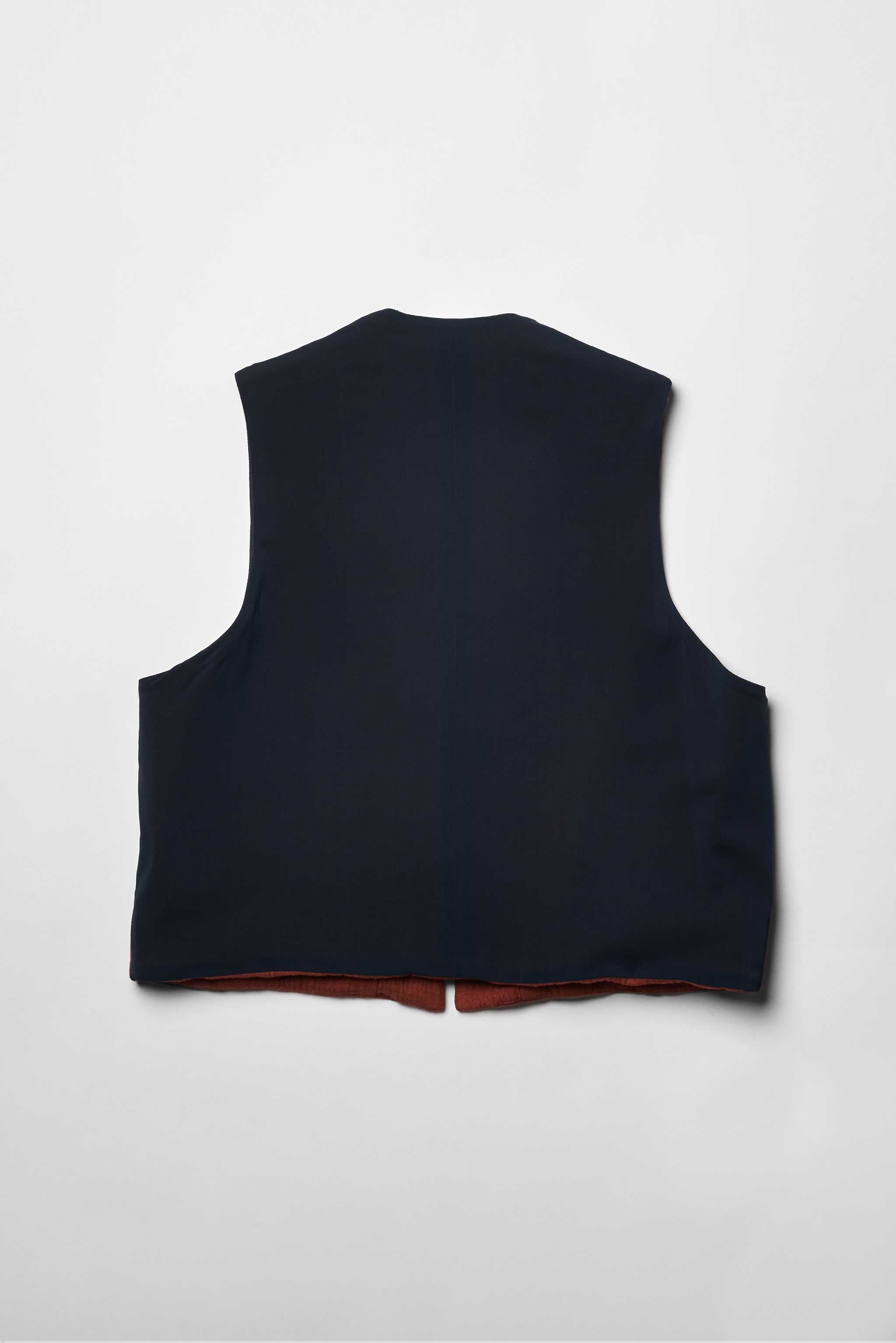Goodfight All Access Vest Brown Reversible