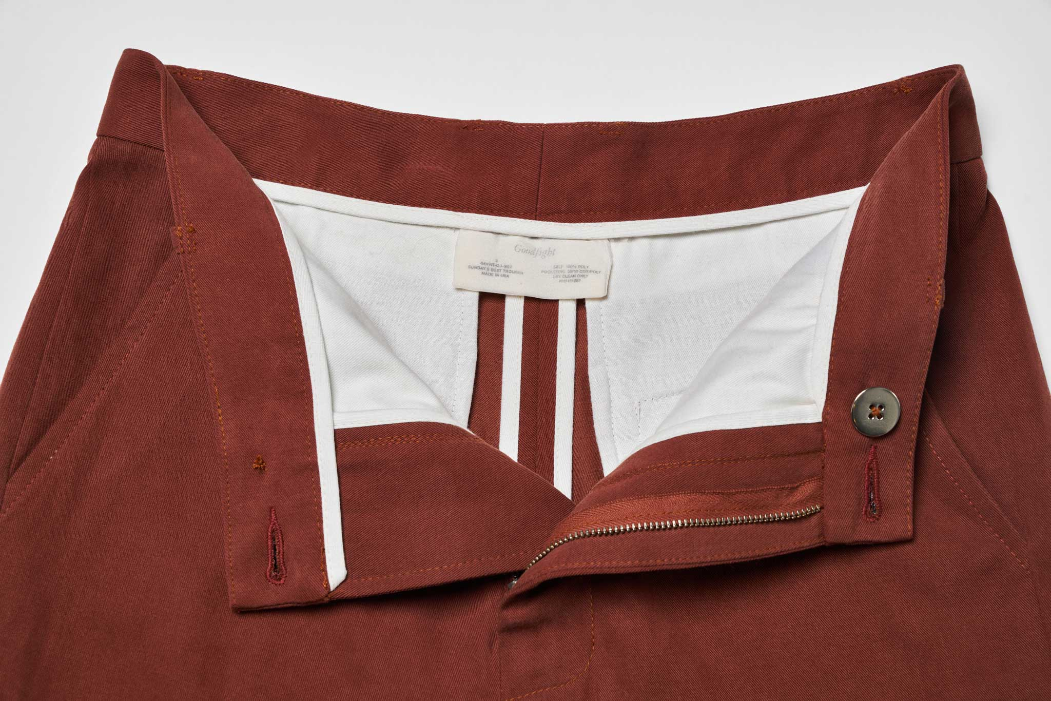 Goodfight Hobbes Trouser Brown
