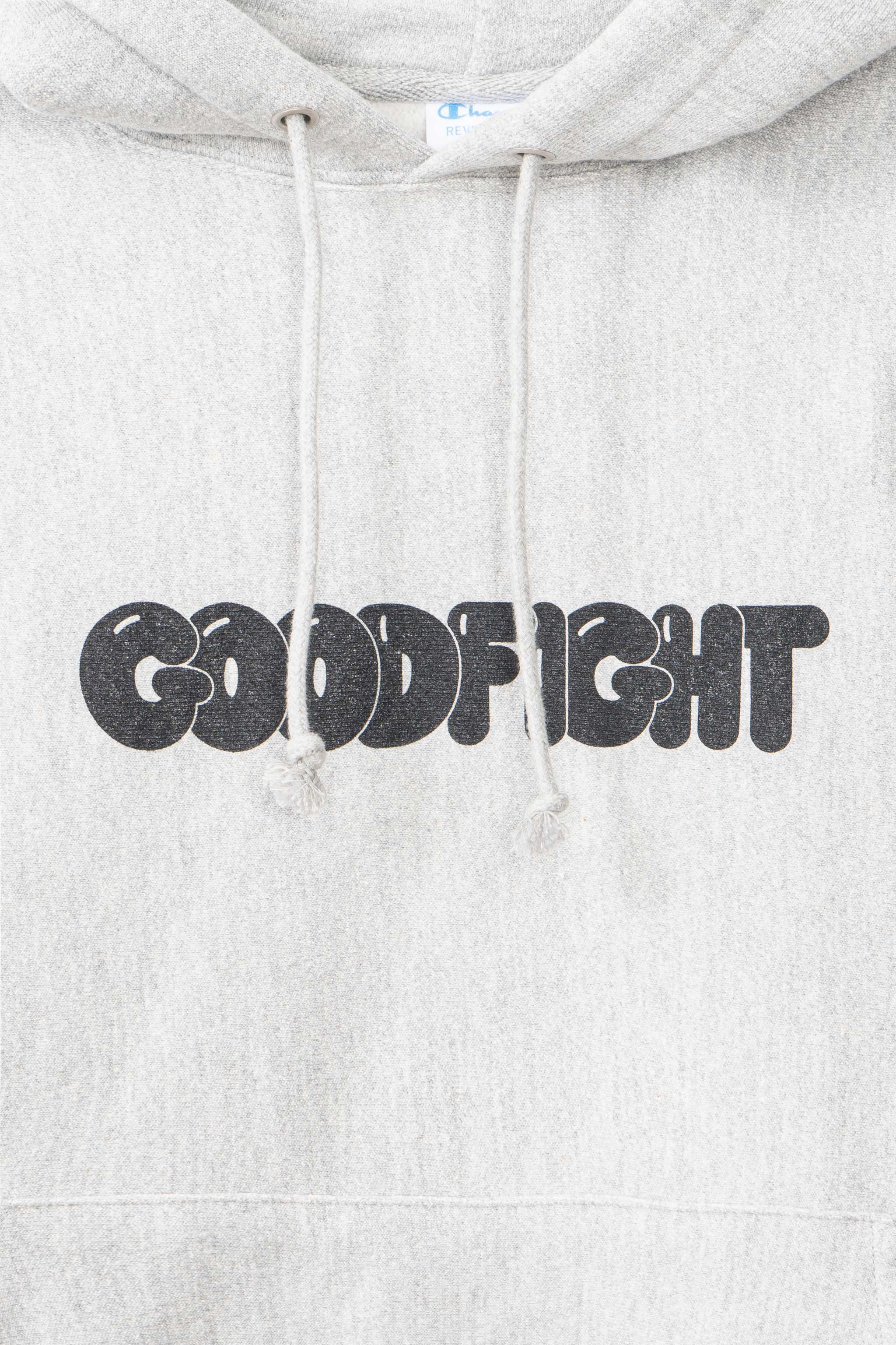 Goodfight by Darlings Bubble Logo Champion Reverse Weave Hoodie