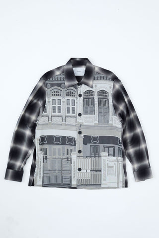 Goodfight Home Sweet Home Shirt Jacket