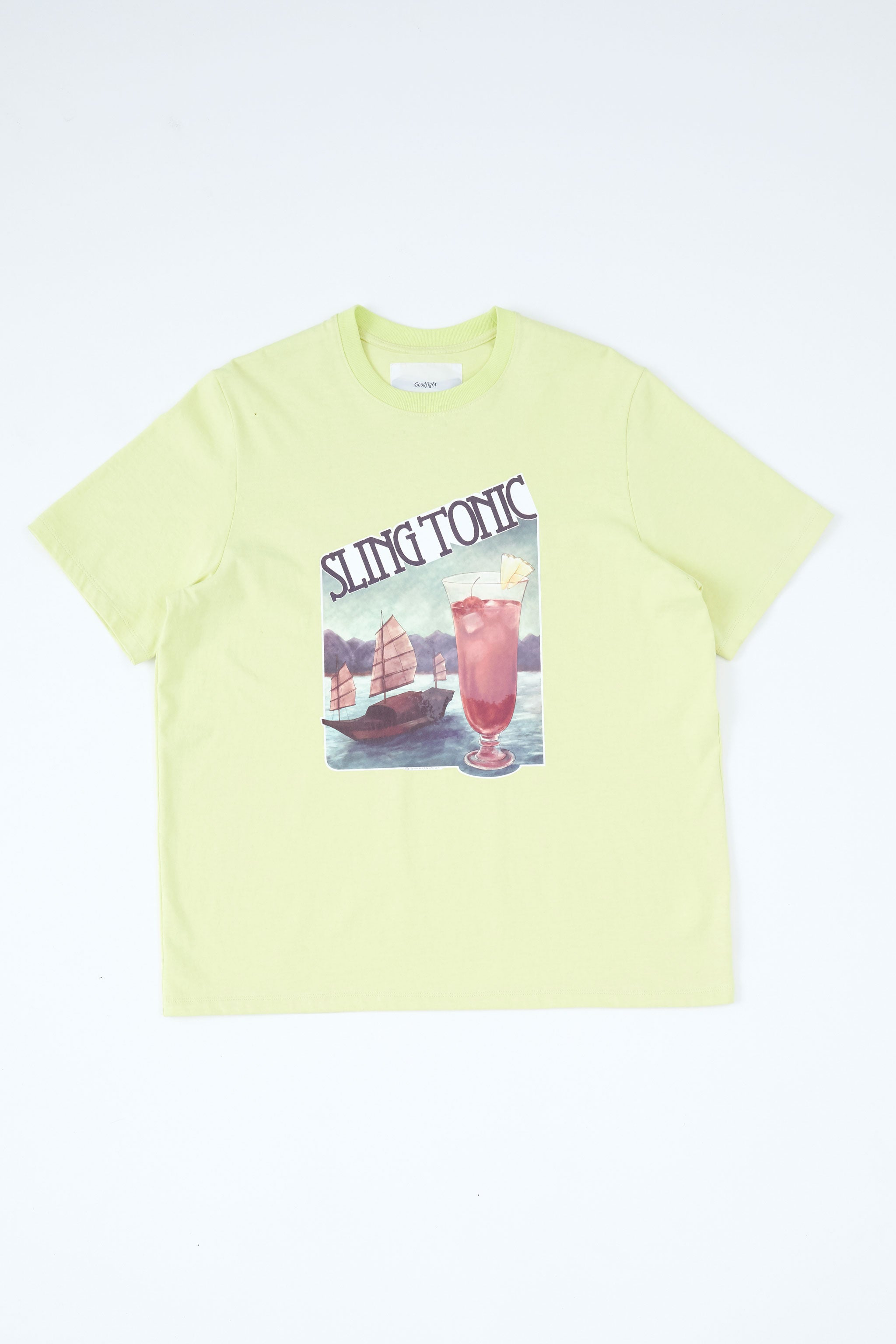 Goodfight Sling Tonic Tee