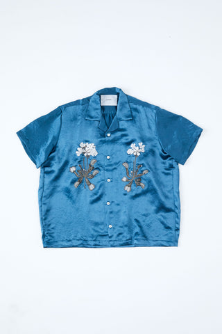 Goodfight Summertone Set Venus Bowler Shirt Blue