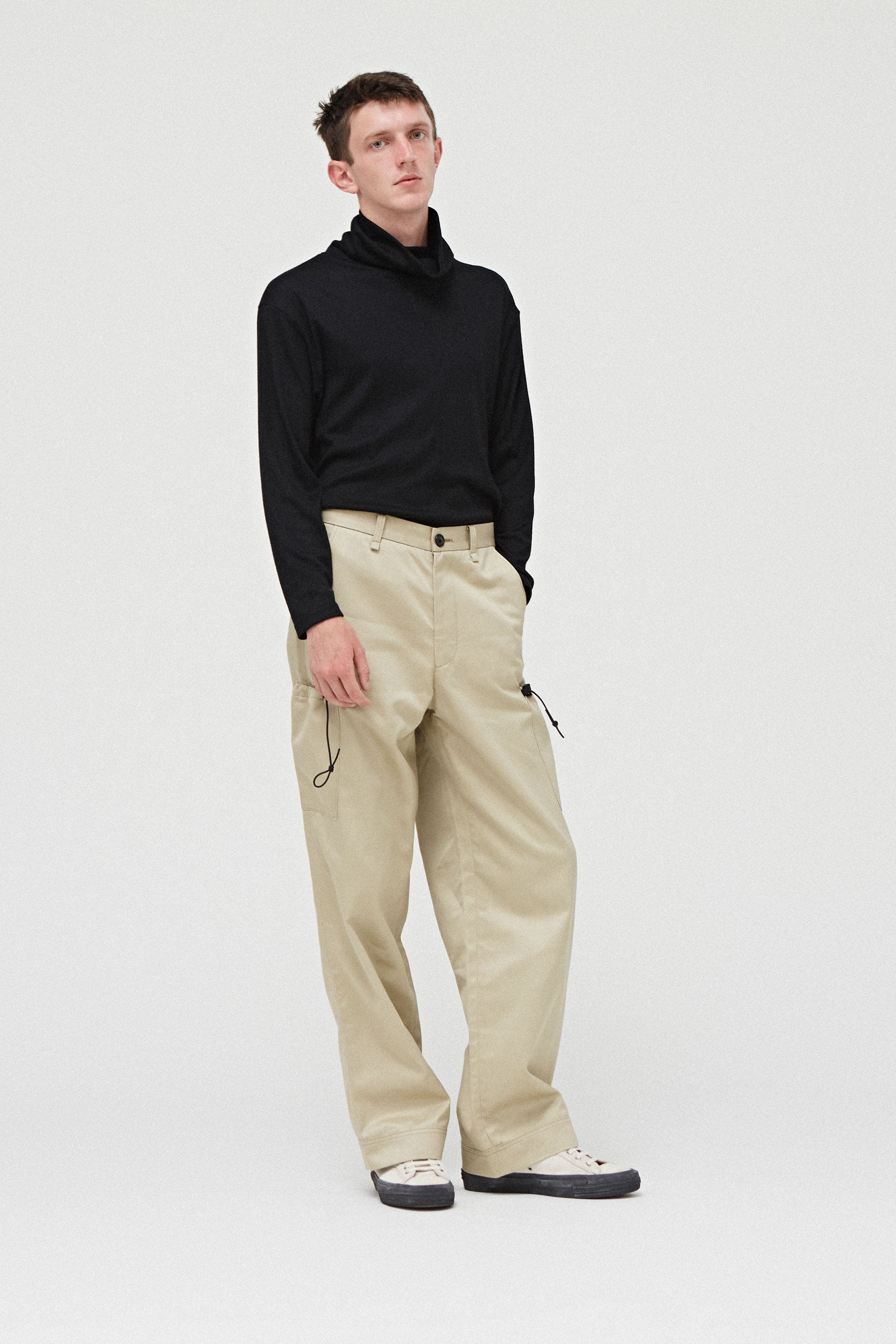 Goodfight FW18 Last Days Cargo Pants Khaki