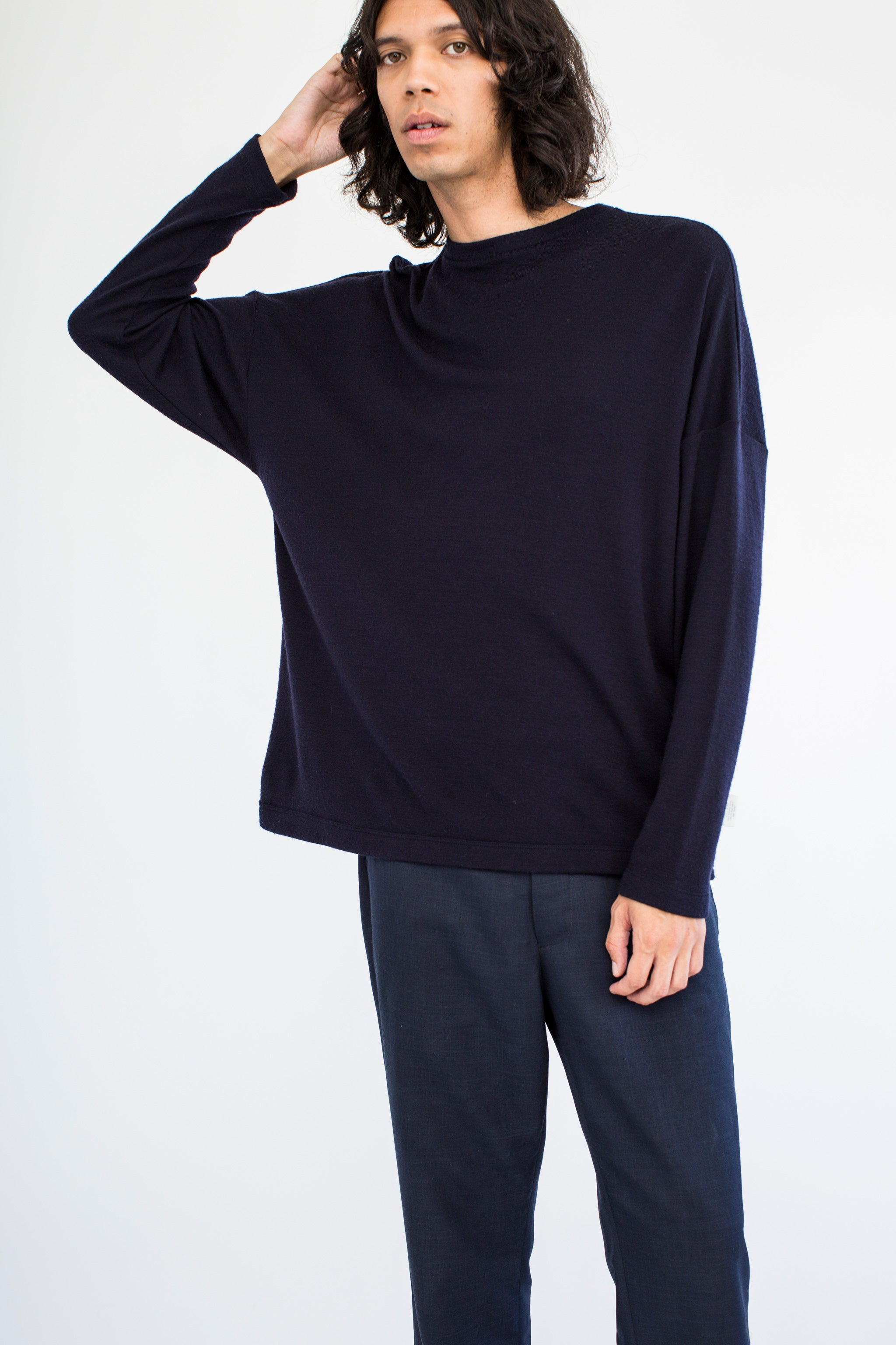 Merino Herder High Neck