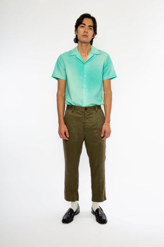 Goodfight SS19 Permapress Trouser Olive