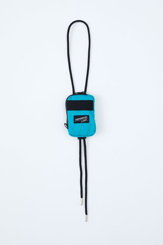 Take Hanafusa X Goodfight Shoo Fly Pouch Teal