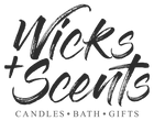 Wicks + Scents