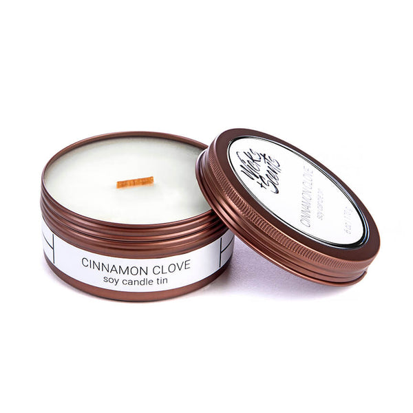 CINNAMON CLOVE TRAVEL TIN (6 OZ)