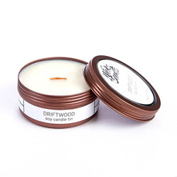 DRIFTWOOD TRAVEL TIN (6 OZ)