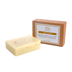 LEMONGRASS VEGAN BAR SOAP