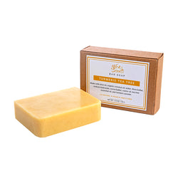 TURMERIC TEA TREE VEGAN BAR SOAP