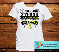 Adenosarcoma Fierce and Strong I'm Fighting to Win My Battle