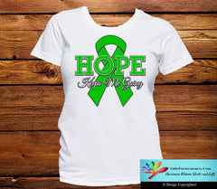 Adrenal Cancer Hope Keeps Me Going Shirts