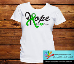 Adrenal Cancer Hope For A Cure Shirts