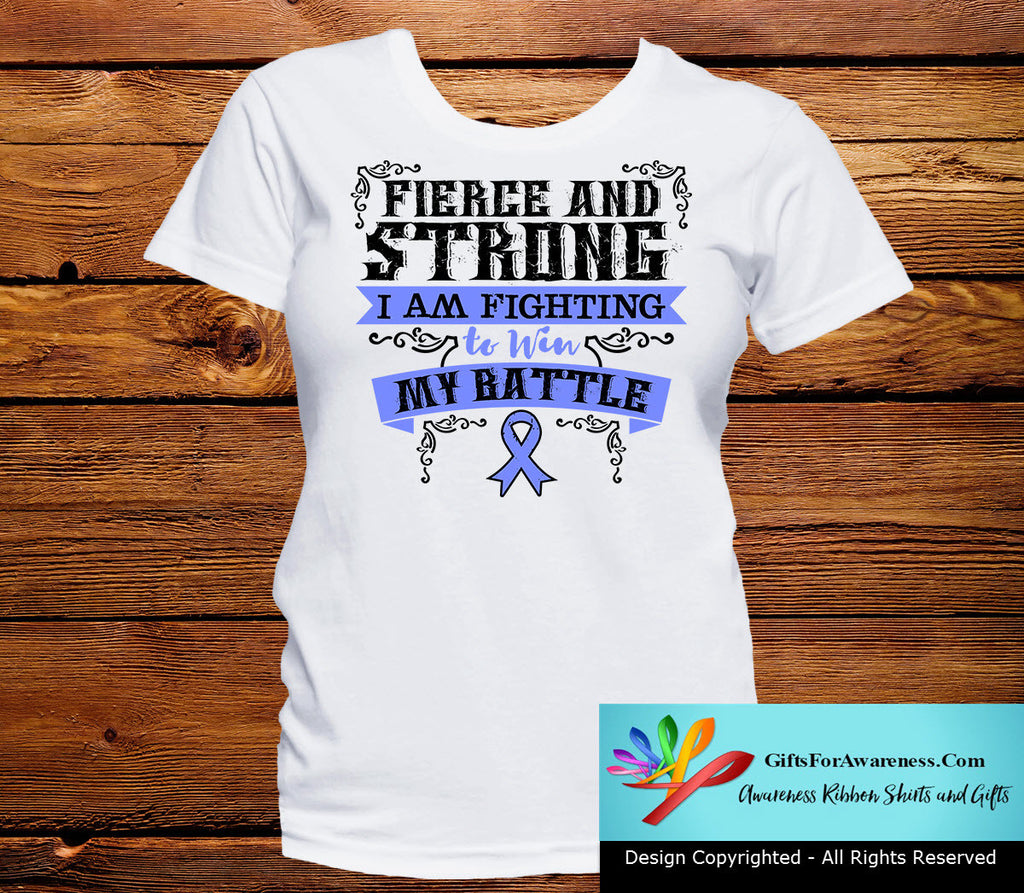 Esophageal Cancer Fierce and Strong I'm Fighting to Win My Battle