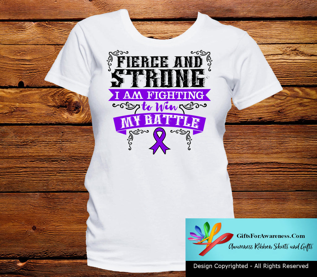 GIST Cancer Fierce and Strong I'm Fighting to Win My Battle