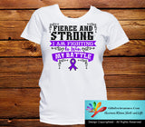 GIST Cancer Fierce and Strong I'm Fighting to Win My Battle - GiftsForAwareness
