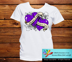 GIST Cancer Hope Believe Faith Love Shirts