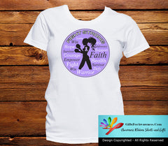 General Cancer Fight Strong Motto T-Shirts - GiftsForAwareness