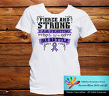 Hodgkins Lymphoma Fierce and Strong I'm Fighting to Win My Battle