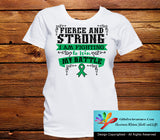 Liver Cancer Fierce and Strong I'm Fighting to Win My Battle - GiftsForAwareness