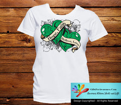 Liver Cancer Hope Believe Faith Love Shirts - GiftsForAwareness