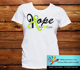 Lymphoma Cancer Hope For A Cure Shirts - GiftsForAwareness
