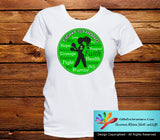 Mitochondrial Disease Fight Strong Motto T-Shirts - GiftsForAwareness