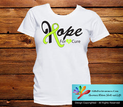 Non-Hodgkin's Lymphoma Hope For A Cure Shirts - GiftsForAwareness