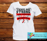 Oral Cancer Fierce and Strong I'm Fighting to Win My Battle - GiftsForAwareness