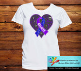 Pediatric Stroke Believe Heart Ribbon Shirts - GiftsForAwareness
