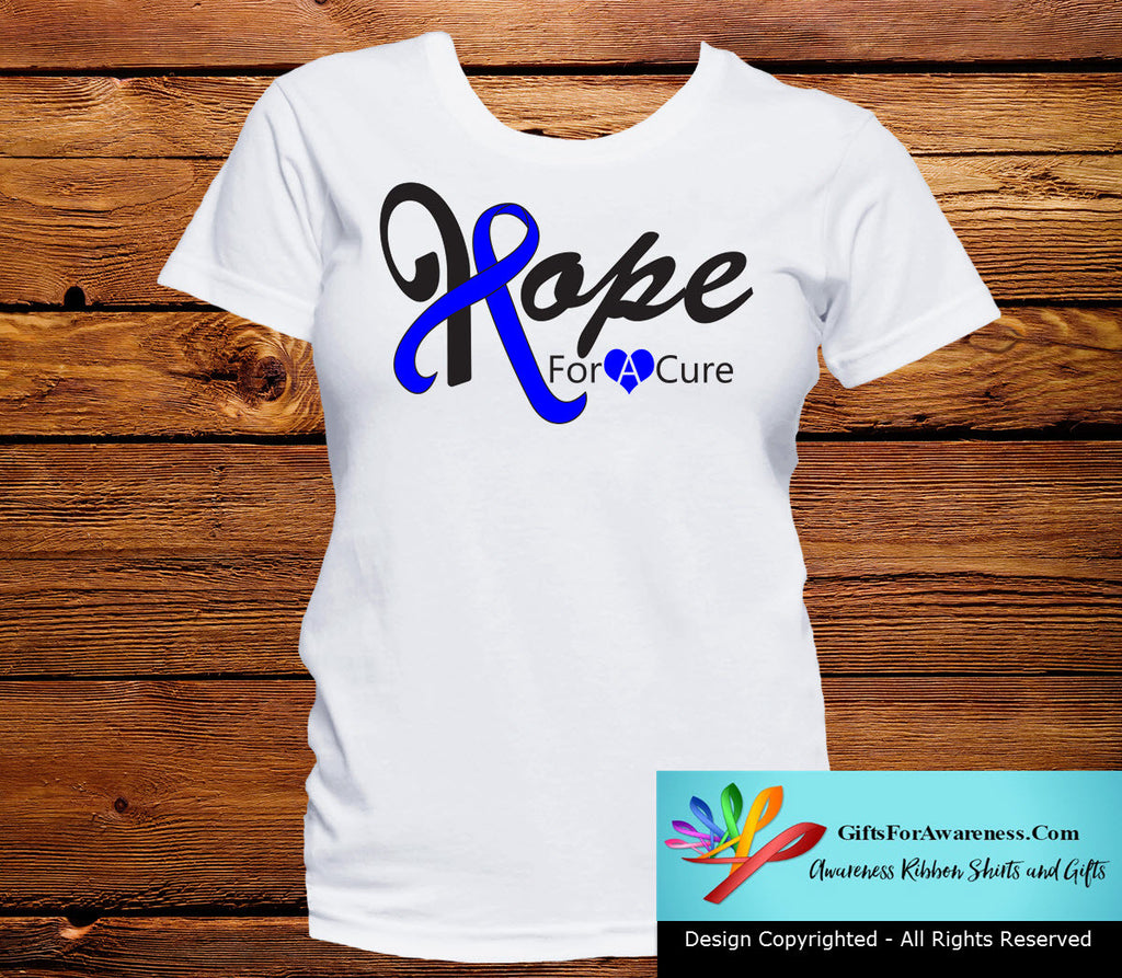 Rectal Cancer Hope For A Cure Shirts