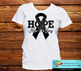 Skin Cancer Hope Keeps Me Going Shirts