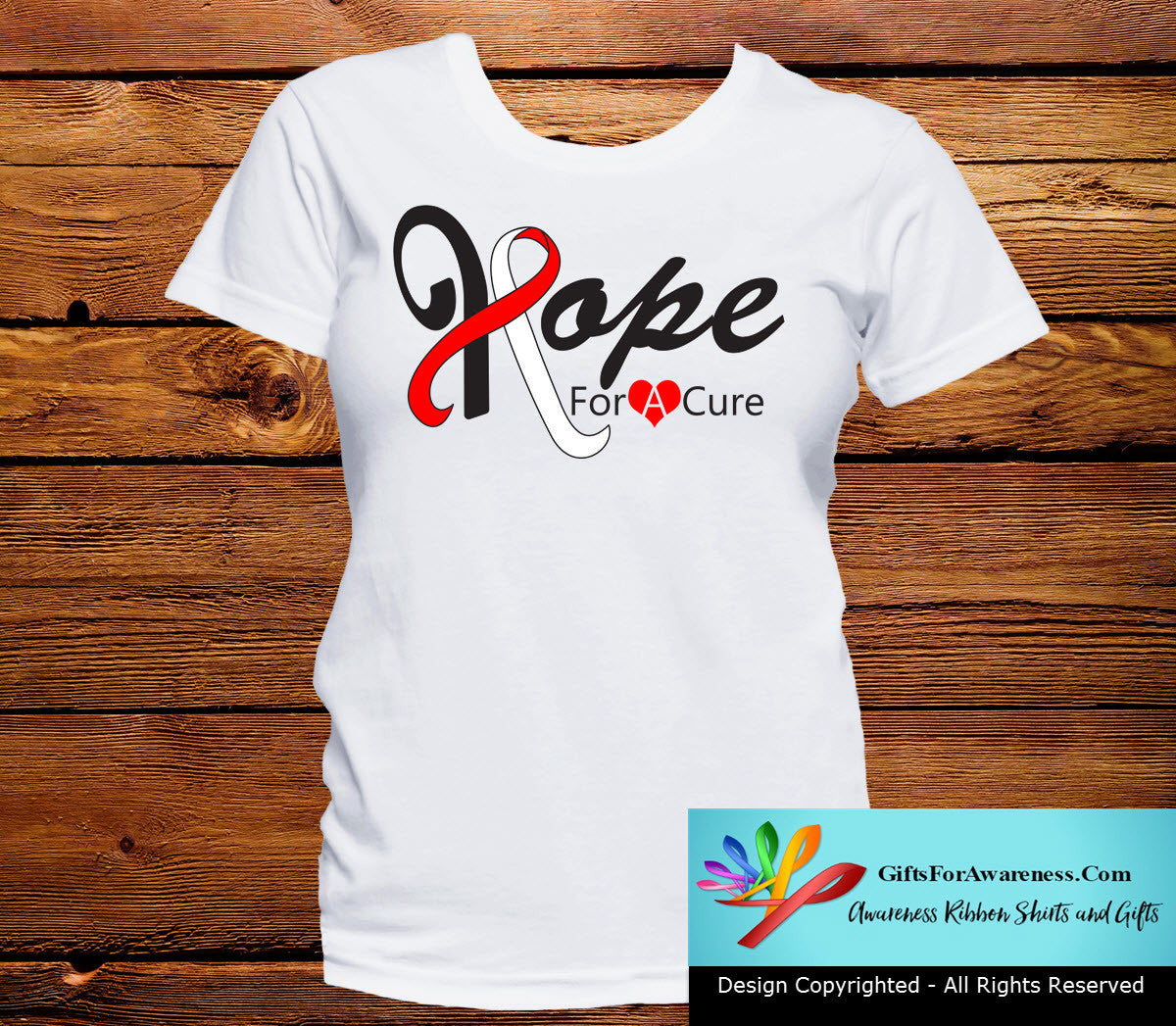 Squamous Cell Carcinoma Hope For A Cure Shirts - GiftsForAwareness