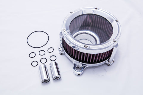 Trask Assault Charge High Flow Air Cleaner System