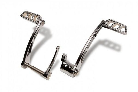 Ambush Series Foot Controls, Chrome
