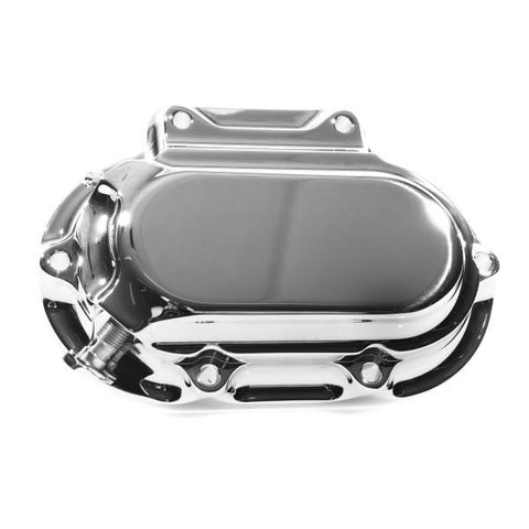 Harley Hydraulic Side Cover – Chrome by Misfit Industries