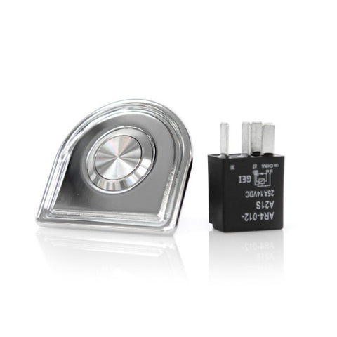 STREAMLINE POWER SWITCH - STREET GLIDE - CHROME