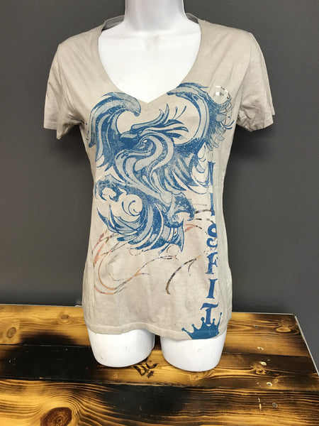 Ladies Misfit Phoenix Shirt