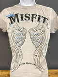 Ladies Misfit Pure Royalty Shirts