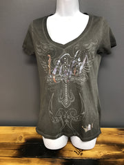 Ladies Misfit Wings Shirt