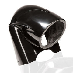 Harley Road King Streamline Nacelle for Short Neck by Misfit Industries