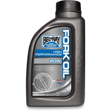 Bel-Ray High Performance Fork Oil 20W