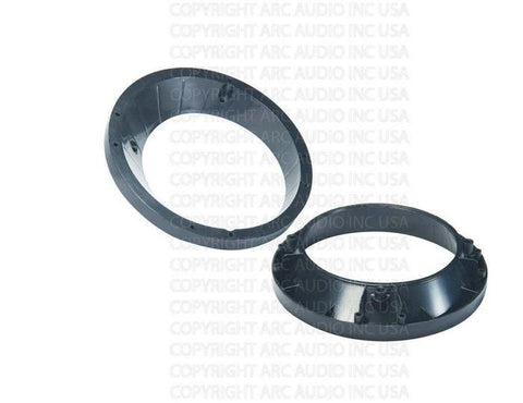 "ARC Audio 6.5"" Speaker Adapter Rings"