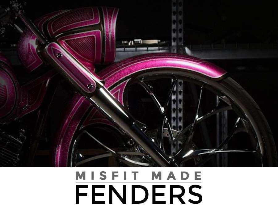 Misfit Motorcycle Gallery