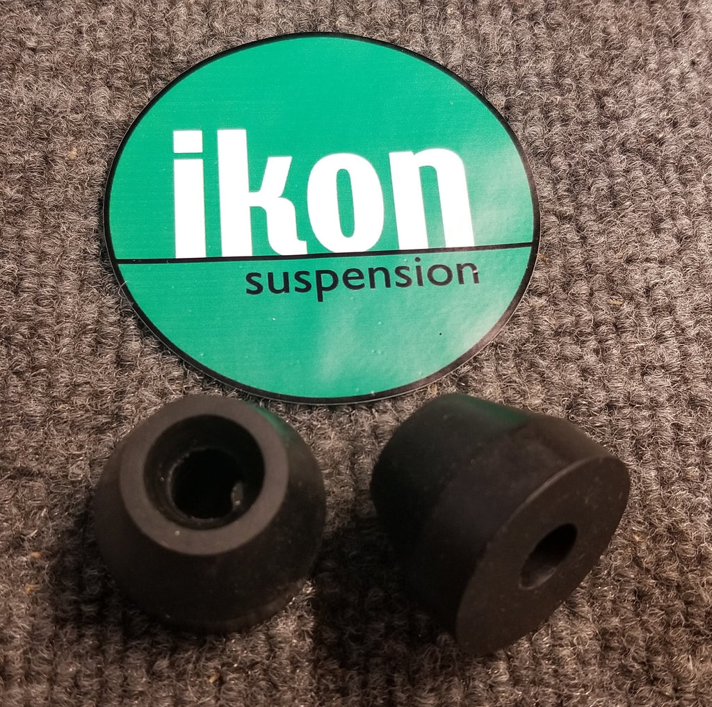15 34 38 000 0 - 25mm black bump stops - firm